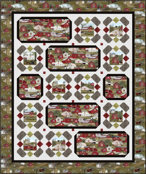 Country View by Pine Tree Country Quilts