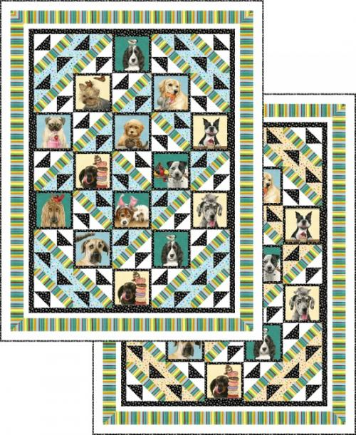 Doggie Daze by Pine Tree Country Quilts