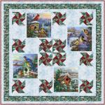 All a-Spin by Pine Tree Country Quilts