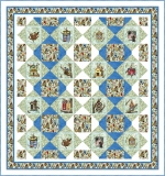 Lofty Houses by Pine Tree Country Quilts