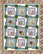 Panel Play by Pine Tree Country Quilts