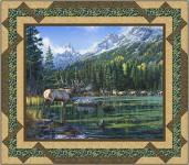 Quick Change Corners - Elk by Pine Tree Country Quilts