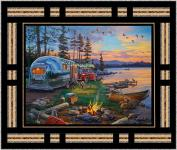 Simply Framed by Pine Tree Country Quilts