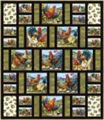 Strips & Chicks by Pine Tree Country Quilts