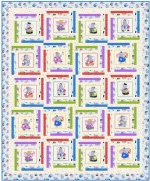 Elephant Maze by Pine Tree Country Quilts