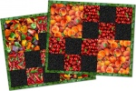 Food Festival Placemats by Deborah Stanley