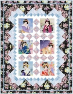 Gracefully Framed by Pine Tree Country Quilts