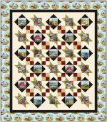 Old Friends by Pine Tree Country Quilts