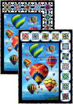 Quick-Twist Revolution Up in the Air by Pine Tree Country Quilts