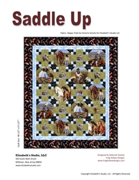 Saddle Up by Deborah Stanley